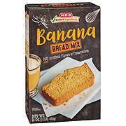 H-E-B Artisan Series Banana Bread Mix