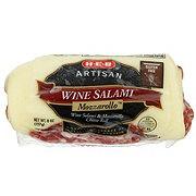 H-E-B Artisan Wine Salami Mozzarello