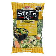 H-E-B Asian Stir Fry Thai Yellow Curry