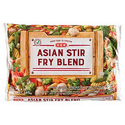 H-E-B Asian Stir-Fry Vegetables Cuts