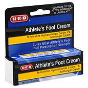 H-E-B Athlete's Foot Cream