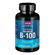 H-E-B B-100 Balanced Caplets