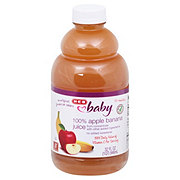 H-E-B Baby 100% Apple Banana Juice