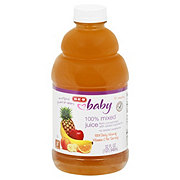 H-E-B Baby 100% Mixed Fruit Juice