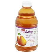 H-E-B Baby 100% Pear Juice