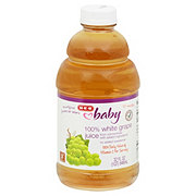 H-E-B Baby 100% White Grape Juice