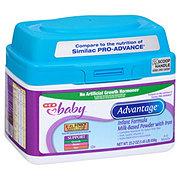 H-E-B Baby Advantage Infant Formula
