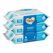H-E-B Baby All Over Fragrance Free Wipes