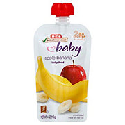 H-E-B Baby Apple Banana