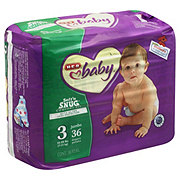 H-E-B Baby Clifford's Puppy Days Jumbo Diapers Size 3 (16-28 LBS)