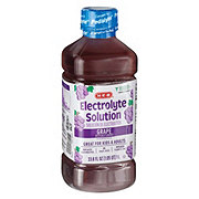 H-E-B Baby Grape Pediatric Electrolyte