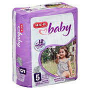 H-E-B Baby Jumbo Pack Diapers, 24 Count