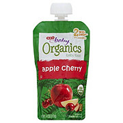 H-E-B Baby Organics Apple Cherry