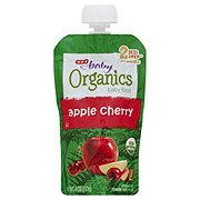 H-E-B Baby Organics Apple Cherry Pouch