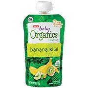 H-E-B Baby Organics Banana Kiwi
