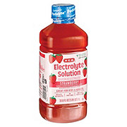 H-E-B Baby Pediatric Electrolyte Strawberry With Zinc