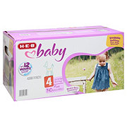 H-E-B Baby Plus Pack Diapers, 140 ct