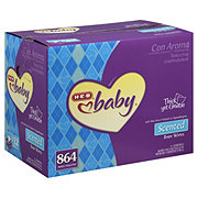 H-E-B Baby Scented Baby Wipes