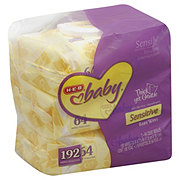 H-E-B Baby Sensitive Baby Wipes