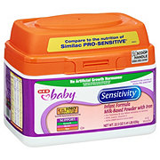 H-E-B Baby Sensitivity Milk-Based Powder Infant Formula (0-12 Months)