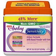 H-E-B Baby Sensitivity Milk-Based Powder Infant Formula with Iron