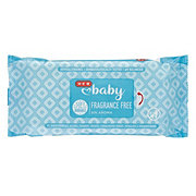 H-E-B Baby Unscented Wipes