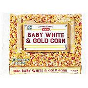 H-E-B Baby White & Gold Corn