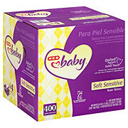 H-E-B Baby Wipes Soft Sensitive