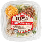 H-E-B Backyard BBQ Chopped Salad Bowl with Chicken