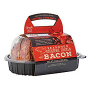 H-E-B Bacon Seasoned Rotisserie Chicken