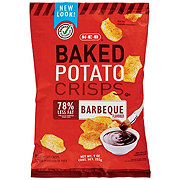 H-E-B Baked Barbeque Flavored Potato Crisps