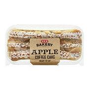 H-E-B Bakery Apple Coffee Cake