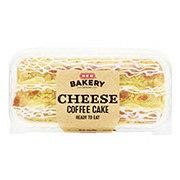 H-E-B Bakery Cheese Coffee Cake