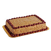 H-E-B Bakery German Chocolate 1/4 Sheet Cake
