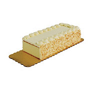 H-E-B Bakery Sensational French Buttercream Coconut Bar Cake
