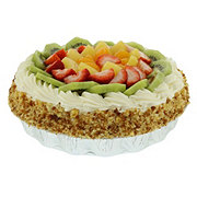 H-E-B Bakery Tres Leches Cake with Fully Topped Fruit