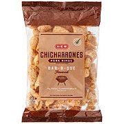 H-E-B Bar-B-Que Flavor Chicharrones Pork Rinds