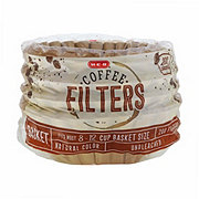 H-E-B Basket Coffee Filter Natural