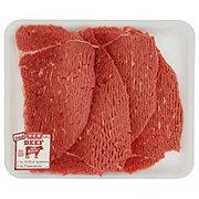 H-E-B Beef Bottom Round Steak Tenderized Value Pack USDA Select