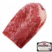 H-E-B Beef Brisket Packer Style, USDA Prime