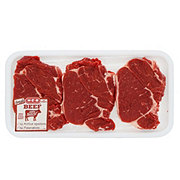 H-E-B Beef Chuck Eye Steak Boneless USDA Select