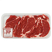 H-E-B Beef Chuck Eye Steak Thick USDA Select