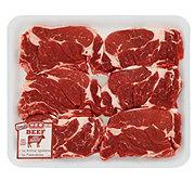 H-E-B Beef Chuck Eye Steak Value Pack USDA Select