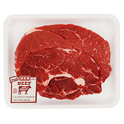 H-E-B Beef Chuck Steak USDA Select