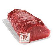 H-E-B Beef Eye of Round Roast Whole Gold Ribbon USDA Select