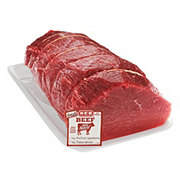 H-E-B Beef Eye of Round Roast Whole USDA Select