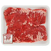 H-E-B Beef Inside Skirt Steak Tenderized Value Pack, USDA Select, 2-3 steaks