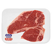 H-E-B Beef Loin Porterhouse Steak  USDA Choice
