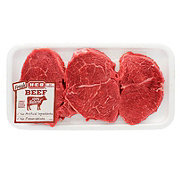 H-E-B Beef Mock Tender Steak, USDA Select