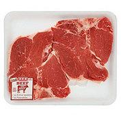 H-E-B Beef Porterhouse Steak Extra Thick USDA Select